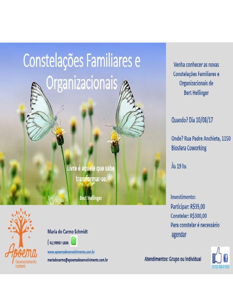 constelações familiares e organizacionais apoema coworking curitiba