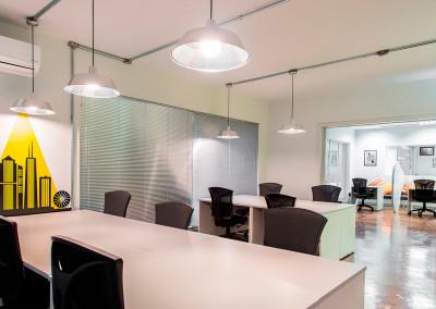 Biosfera Coworking - Espaços compartilhados