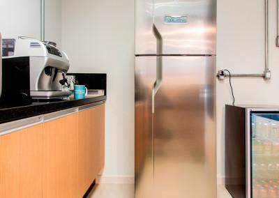 Biosfera Coworking - Cozinha equipada