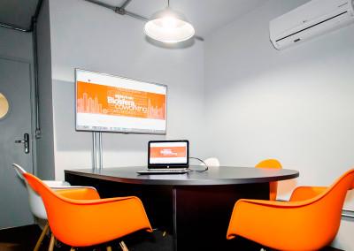 Biosfera Coworking - Salas de Reunião