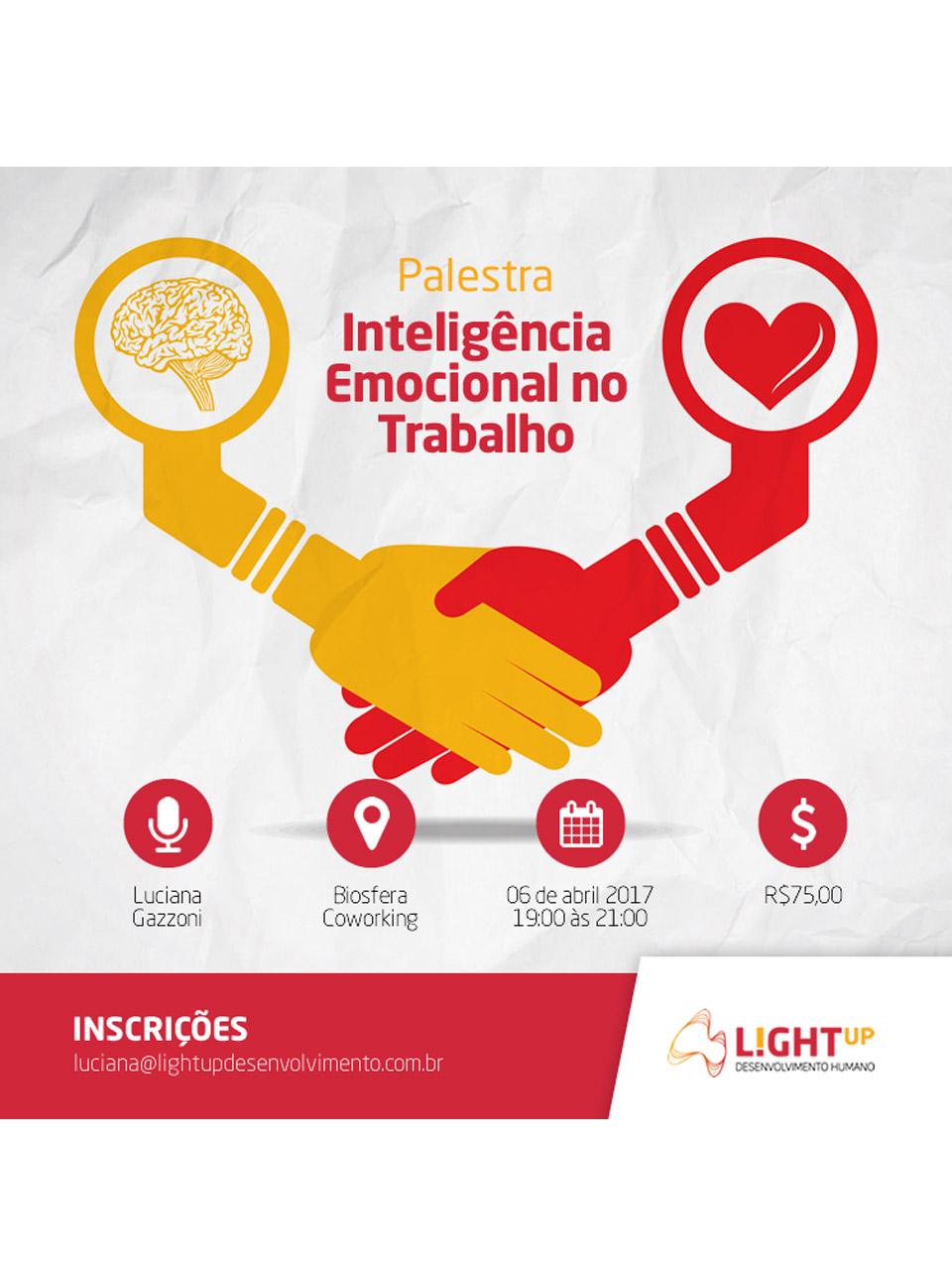 Palestra Biosfera Coworking Curitiba Inteligência Emocional no Trabalho